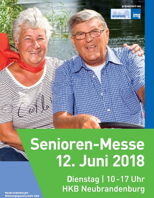 5. Senioren-Messe in Neubrandenburg